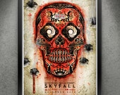 "Skyfall - ""Think On Your Sins"" 13x19"