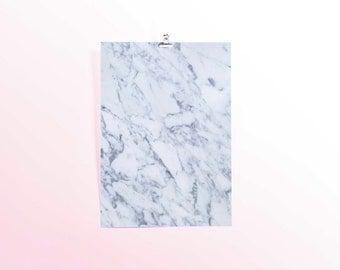 Printable Marble Paper