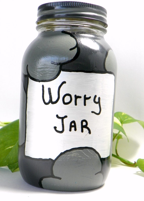 Worry Jar from Feath and Kee