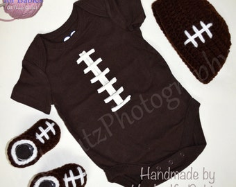 Unique Football Booties Related Items Etsy