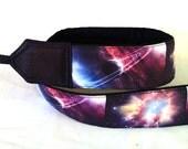 Gift For Him. Galaxy  Camera Strap. Mens Gift. Cosmos Camera Strap. Stars Camera Strap. Accessories