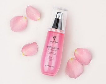 Refreshed Rose Water