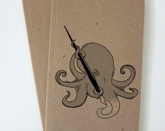 Octopus Ink - Sketchbook/Journal