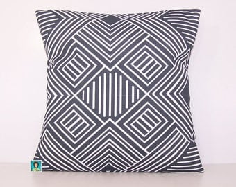 Gray Outdoor Pillow - Gray PILLOW - Lumbar - Various Sizes - Grey Pillow Cover - Accent Pillow - 20x20,18x18,22x22
