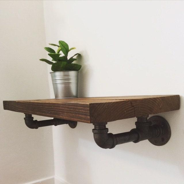 industrial shelf brackets. Black Bedroom Furniture Sets. Home Design Ideas