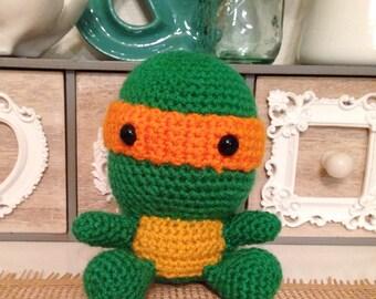 Ninja Turtle Sweetie