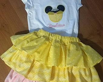 Princess Bella Disney outfit!!!