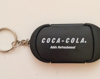 Coca Cola calculator key chain