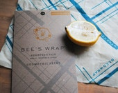 Bee's Wrap-assorted set of 3-Geometric Print