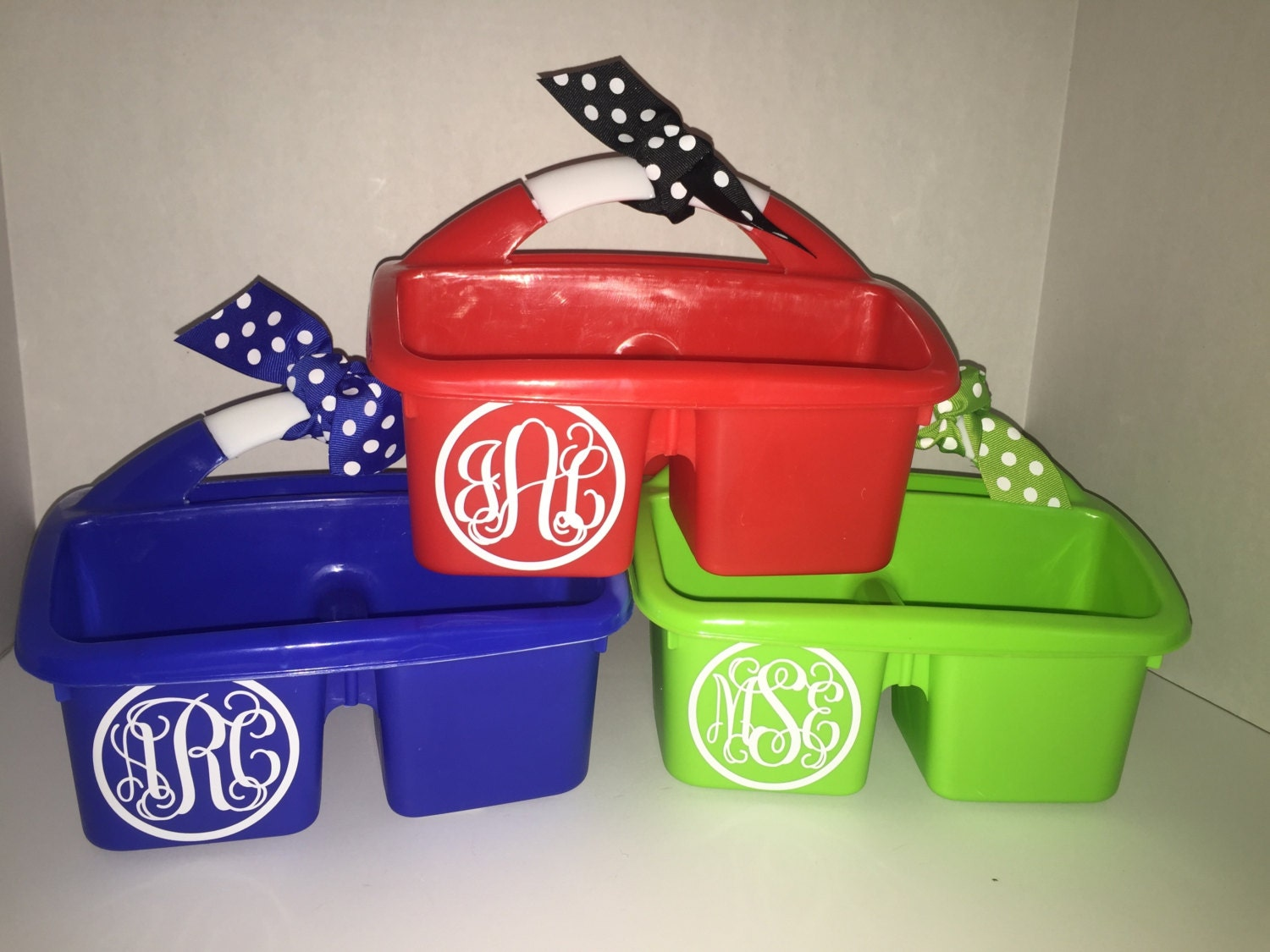 Personalized Shower Caddy Must Have For Camp Dorm Room Or