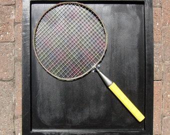 Badminton Shadow Box