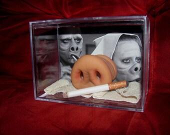 "Twilight Zone ""Eye of the Beholder"" Display (inspired display)"