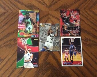 25 Orlando Magic Basketball Cards