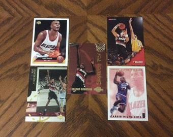 25 Portland Trailblazers Basketball Cards