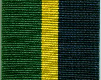 T & A V R Decoration Medal Ribbon.