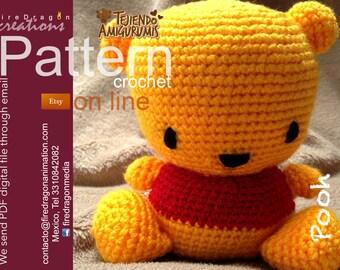 Winnie Pooh Pattern Crochet