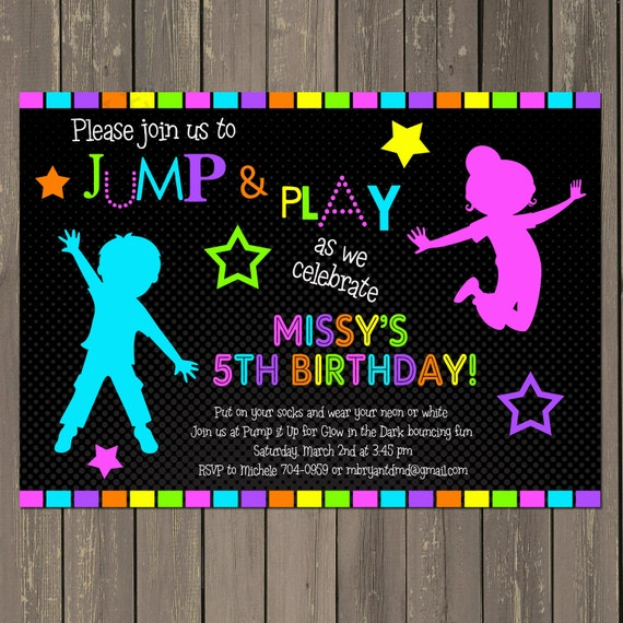 Gymnastics Party Invitations was great invitations layout
