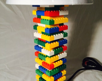 LEGO® Lamp - Multicolored Rainbow 4.0