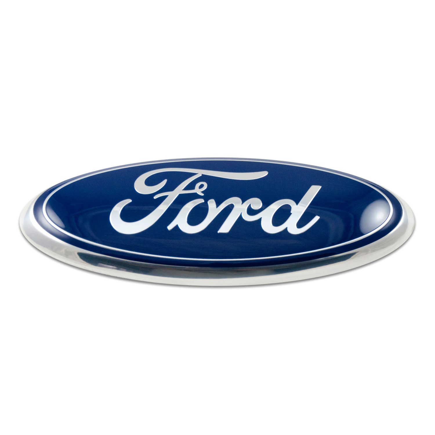 New Ford Emblem 9 Grille Or Tailgate Blue Badge Logo