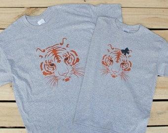 Tailgate Shirt - Football Mom Shirt - Auburn Tigers - Auburn Shirt - War Eagle - Auburn Baby - Game Day Shirt - Football Shirt