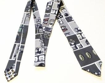 Super Mario Brothers Super Nintendo Necktie