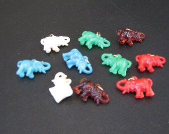 1960's elephant vending charms/ carnival prize