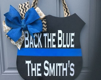 Black The Blue Door Hander