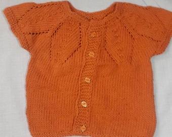 Baby Soft Knit Vest, Knitting Baby Vest,Baby Wear Knitting Vest