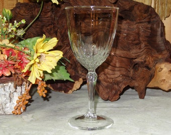 Set of 10 Wine Glasses