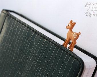 Planner Accessories - planner clip , bookmark , deer clips , happy planner accessories
