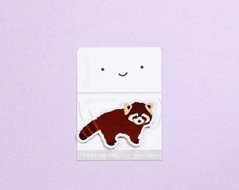 Red Panda Fridge Magnet