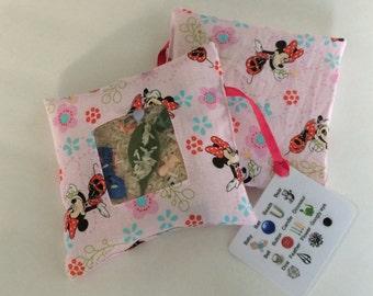 I Spy Bag - Pink Minnie Mouse