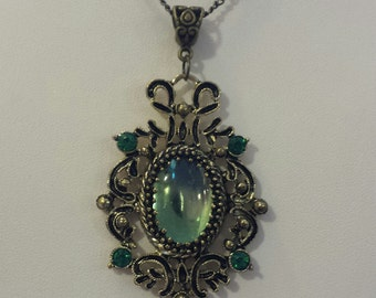 Once Upon A Time Zelina The Wicked Witch Necklace