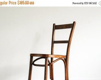 SALE bentwood chair, Thonet chair, cafe chair, bentwood Thonet style chair, Astra Furniture Co., Made in Yugoslavia, excellent condition, vi