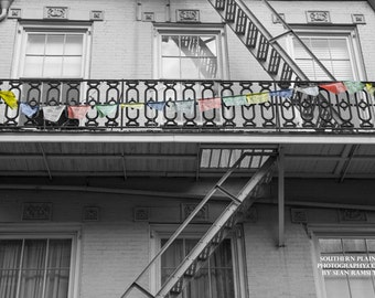 New Orleans Print, Bourbon Street Photo, French Quarter, Travel Photography, New Orleans, Louisiana Art, New Orleans Art, Architecture