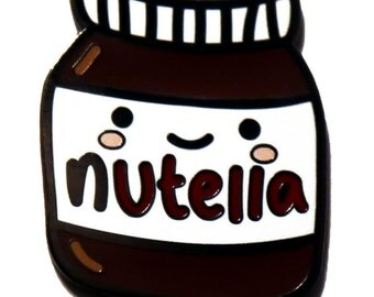 Nutella Pin