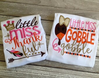 Gobble gobble/thankful/Thanksgiving