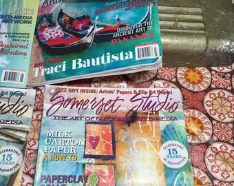 Somerset Studio back issue magazines