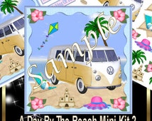 A Day by the Beach Mini Kit 2