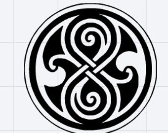Seal of Rassilon Decal