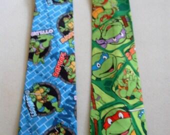 Ninja Turtles Ties
