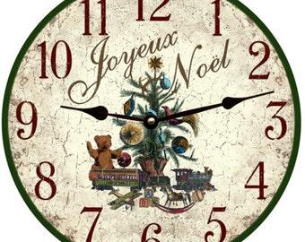 Christmas Tree Clock