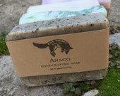Buy 5 & Save!! handmade artisan cold process soap. 100% vegan. ethically-sourced ingredients. gifts for home, bath, body.