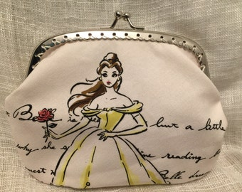 Large Belle Coin Purse