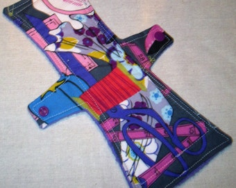 Vintage Sewing  10 in. Moderate Cloth Pad