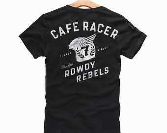 rowdy rebels cafe racer