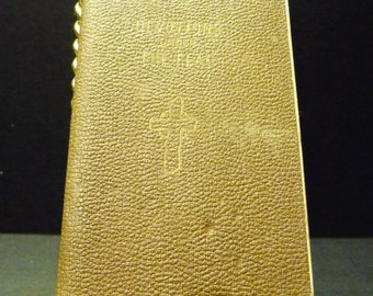 25% Reduction ~Devotion Under The Flag ~ prayer book for Catholic Service Men ~ 1941