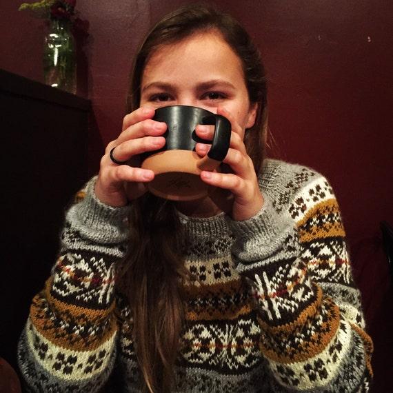 Fair isle pullover alpaka pullover damen pullover hand - Fair isle pullover damen ...