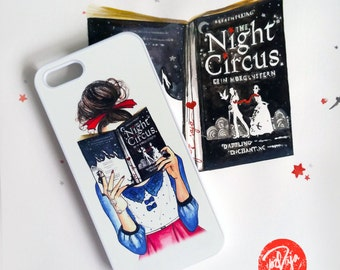 Customised A5 Original Book Cover Artwork and  Smartphone Case for iPhone or Android
