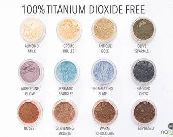 Titanium free makeup | Etsy